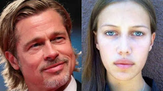 """Photo of """"Relación abierta"""" El marido del nuevo interés amoroso de Brad Pitt, es un hombre """"filosófico"""" que """"no está interesado en los celos""""."""